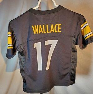 NFL Steelers Wallace Kids Jersey